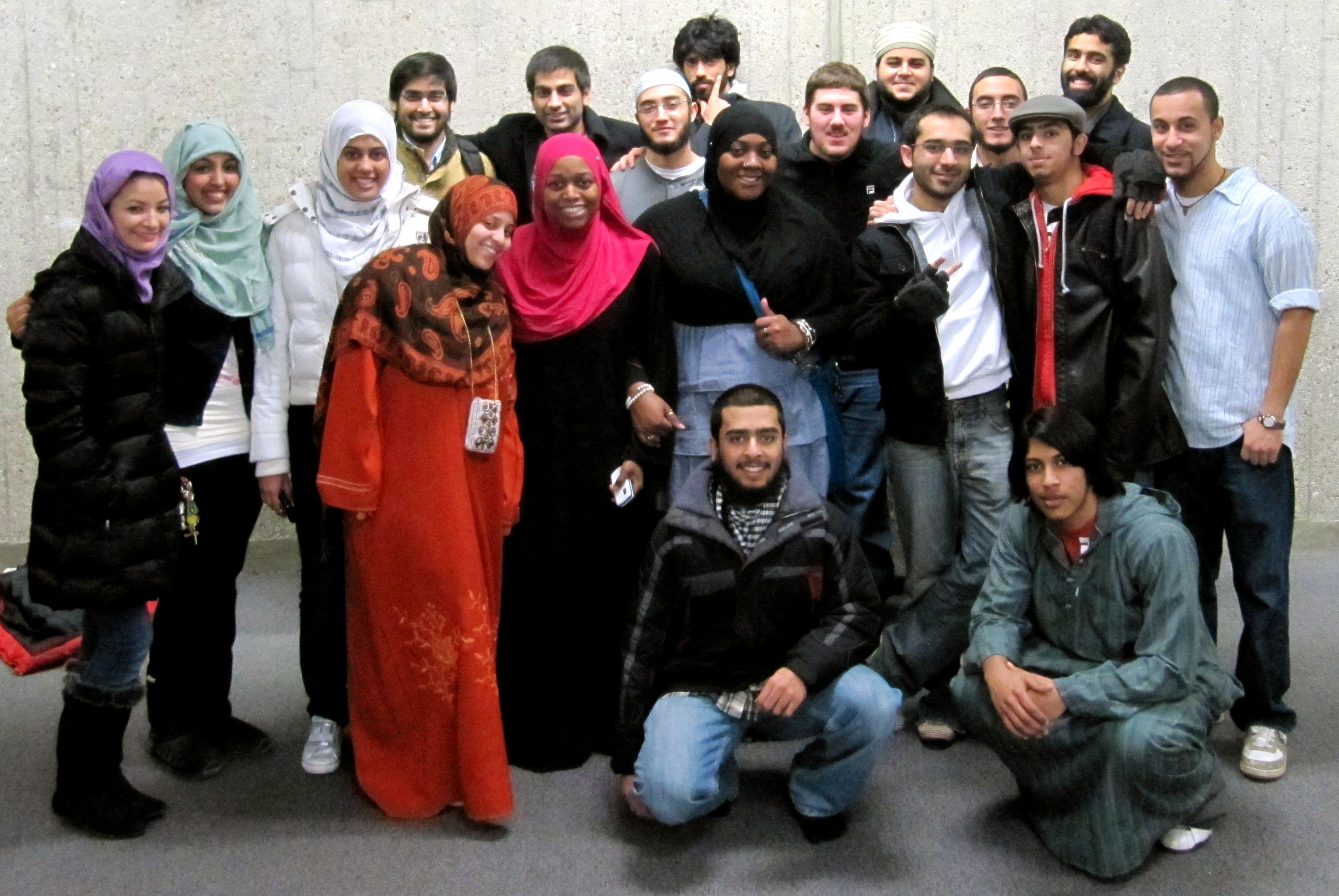 muslim campus